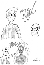 The Amazing Spider-Man by DrFurball