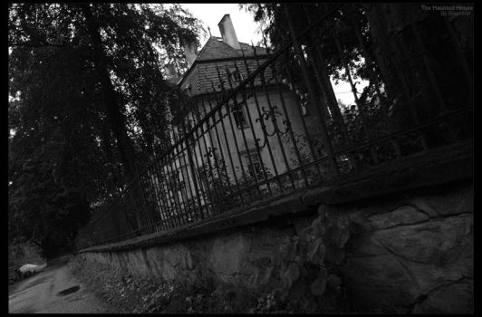 Haunted House 1 by Bveenhof