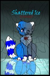 Shattered Ice Cover by DevilsRealm