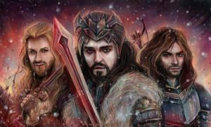 The Battle of the Five Armies by manulys
