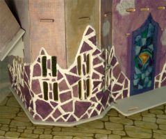 Undersized Urbanite - Surrealism Dollhouse 6 by Kyle-Lefort
