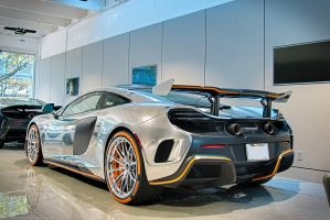 Mclaren MSO HS by SeanTheCarSpotter