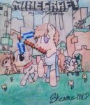 Contest Entry: Minecraft: Mine Little Pony edition by The-Sheamus-MLP
