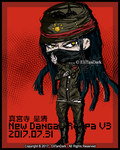 Happy B-Day Korekiyo Shinguji! #121 by EliTanDark