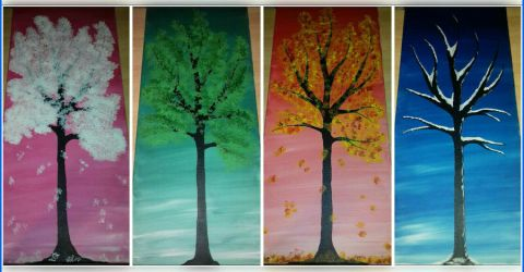 Four seasons finished by always-imperfect