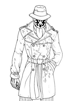 Rorschach Again by AetheriumDreams