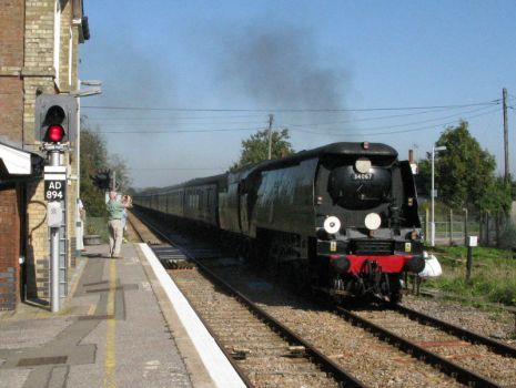 Tangmere by PeregrinFrisk