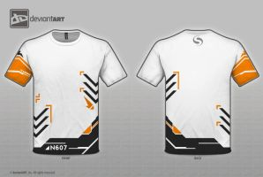 Asiimov T-Shirt by IamVinn