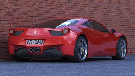 FERRARI by AnalyzerCro