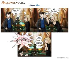 Halloween for...Doctor Who by karlarei2003