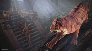 Confronting the Tiger by JoePingleton