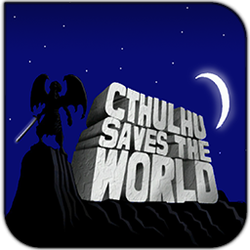 Cthulhu Saves the World by creidiki