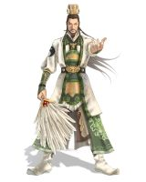Dynasty Warriors 5 Zhuge Liang by DW3Girl