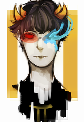 commission :: sollux by Kichi-Jakku