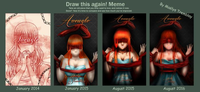 MEME - Before/After by MaelysTremblay