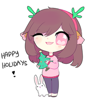 Happy Holidays! by pit-pit