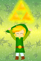 Toon Link (Requested) by Yasiku