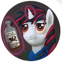 ..and Whiskey makes it all complete by DaOldHorse