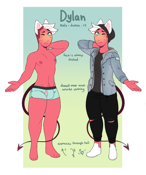 dylan ref by slimeboys
