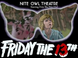 Friday the 13th by monsterartist