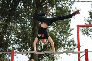 2016-10-01 Street Workout Showcase 002 by MINORITYmaN