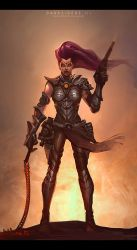 FURY - Darksiders 3 by TheFearMaster