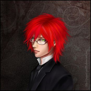 Grell by Puppet-Girl86