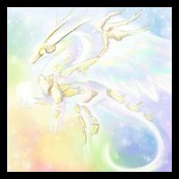 Elemental Dragon V4: LIGHT by Pseudolonewolf