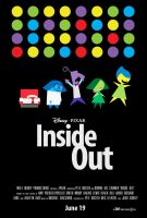 Inside Out Movie Poster by JJsonicblast86