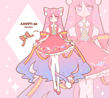 [CLOSE] Adoptable :: 56 by soup-and-bread
