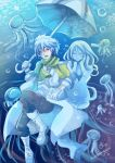 -- DMMD and Orenchi crossover : Jellyfish -- by Kurama-chan