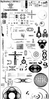 BB 200 Tech Brushes Vol. 2 by WuRklash