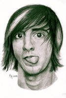 Jack Barakat -All Time Low- by katie6590