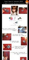 Orihime Hairpin Tutorial by chameleoncosplayteam