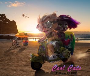 Cool Cats by Lee99