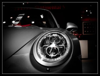 Headlight detail by Andso