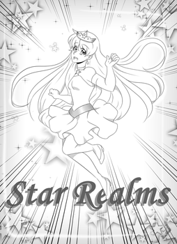 Star Realms - Title Page by SRealms