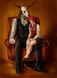 The Ancient Magus Bride by 201530
