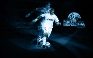 Karim Benzema -Wallpaper pack- by real-squazer