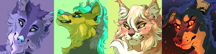 Icons by Chrysisi