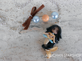 Pocahontas Under the Sea by AyumiDesign