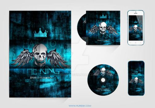 Hail to the King Album Art by Rures
