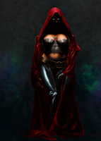 Red Robe by addleses