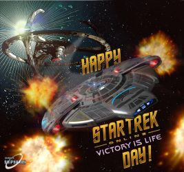 Happy 'Victory Is Life' Day! by calamitySi
