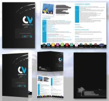 My Curriculum Vitae Design by IQuintana