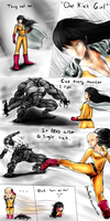 One Kick Girl (One Punch Man Fanfiction) by HealTheIll