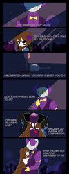Hellbent, baby. by Paneritas