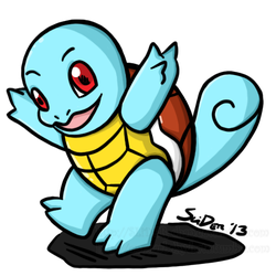 Dec. POKEDDEXY Challenge 26: Fav Starter Pokemon by SLiDER-chan