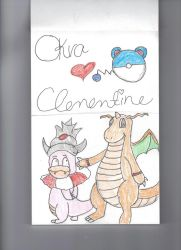 Okra and Clementine! by AvariceLingreed