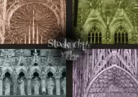 049 - Gothic Architecture by Stockudith